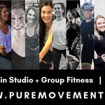 Pure Gym & Juicery profile image.