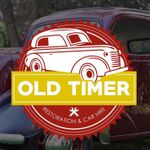 Oldtimers Classic Car Hire profile image.