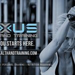 Nexus Health and Training profile image.