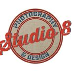 Studio 8 Photography & Design profile image.