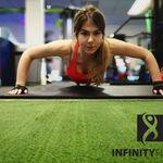 Infinity Fitness profile image.