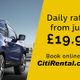 CitiRental.co.uk logo
