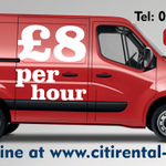 CitiRental.co.uk profile image.