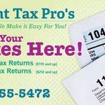 Wright Tax Pro's profile image.