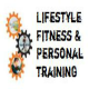 Lifestyle Fitness and Personal Training logo