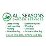 All Seasons Garden Services profile image.