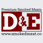 D&E's Smoked Meats, Kitchen, and Catering Services profile image.