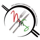LJW Catering/North Meets South Catering Group logo