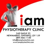 I AM PHYSIOTHERAPY NEWMARKET profile image.