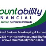 Accountability Financial profile image.