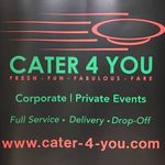 Cater 4 You, LLC profile image.