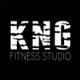 KNG Fitness Studio logo