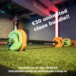 Base Camp Fitness profile image.