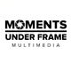 Moments Under Frame studios logo