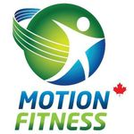 Motion Fitness Red Deer profile image.