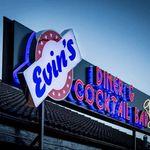 Evin's Diner & cocktail bar profile image.