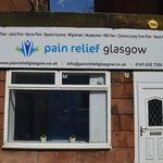 Pain Relief Glasgow profile image.