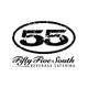 55 South Beverage Catering logo
