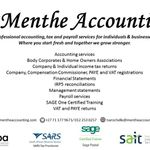 Menthe Accounting Pty Ltd profile image.