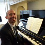 Michael Salmon Piano Teacher profile image.