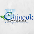 Chinook Cleaning & Tinting logo