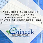 Chinook Cleaning & Tinting profile image.