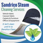 Sandrico Steam Cleaning Services profile image.