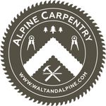 Alpine Carpentry profile image.