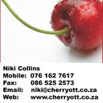 Cherry on the Top,Catering and Events Solutions profile image.