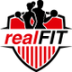 Realfit - Bootcamp, Personal Training and Fitness Centre logo