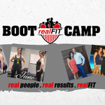 Realfit - Bootcamp, Personal Training and Fitness Centre profile image.