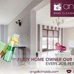Angelic Maid Cleaning Services, Inc. profile image.