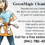 Quality Cleaning Service profile image.