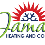 JAMA Heating Cooling and Plumbing, Inc. profile image.