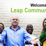 Leap Communications profile image.