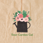 Your Garden Gal profile image.