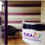 Aura Music Academy profile image.