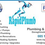 Rapid Plumb profile image.