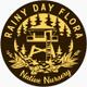 Rainy Day Flora, native nursery and garden design logo