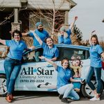All Star Cleaning Services profile image.