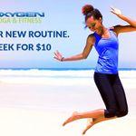Oxygen Yoga & Fitness Kelowna profile image.
