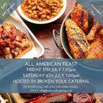 Broken Yolk Catering profile image.