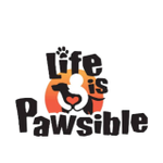 Life is Pawsible profile image.