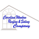 Carolina Window, Roofing & Siding Company logo