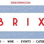 Brix Catering & Events profile image.