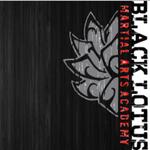 Black Lotus Kickboxing profile image.