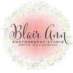 Blair Ann Photography Studios profile image.