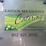 Green Meadows Catering profile image.