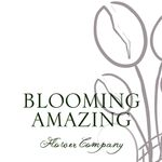 Blooming Amazing Flower Company profile image.