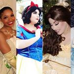 Tale As Old As Time Princess Parties profile image.